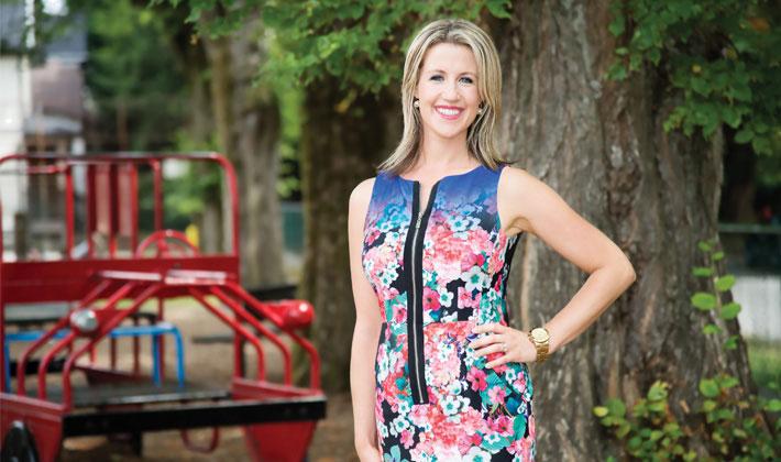 Columbia Executive Mba >> Distinctive Women magazine - Jennifer Schaeffers | CKNW ...