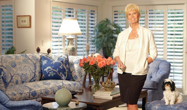 Distinctive Women Magazine Anne Cooper Menguy Anne Cooper Interiors Naples Florida Usa