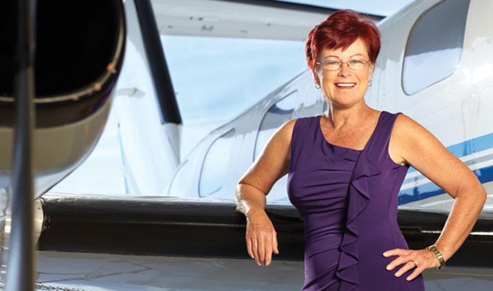 Distinctive Women magazine - Catherine Fay | Naples Air ...