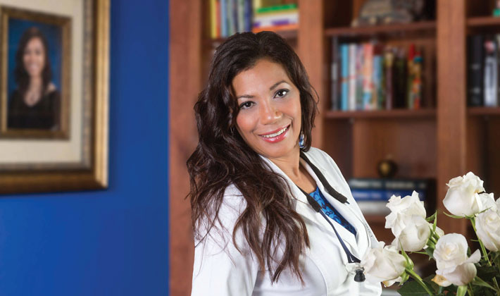 Distinctive Women Magazine Dr Sonia Rocha Tower
